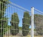 Panel ogrodzeniowy 3d 02