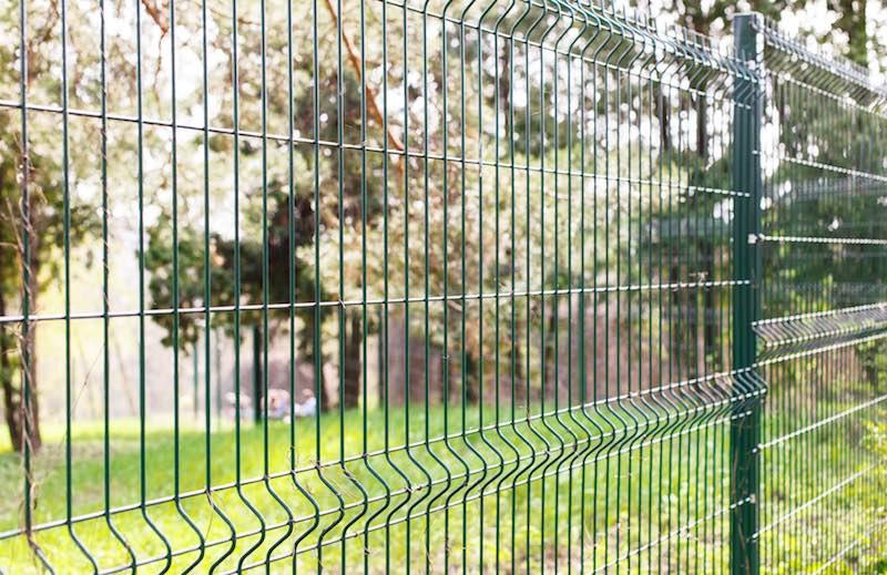 Panel ogrodzeniowy 3d 04
